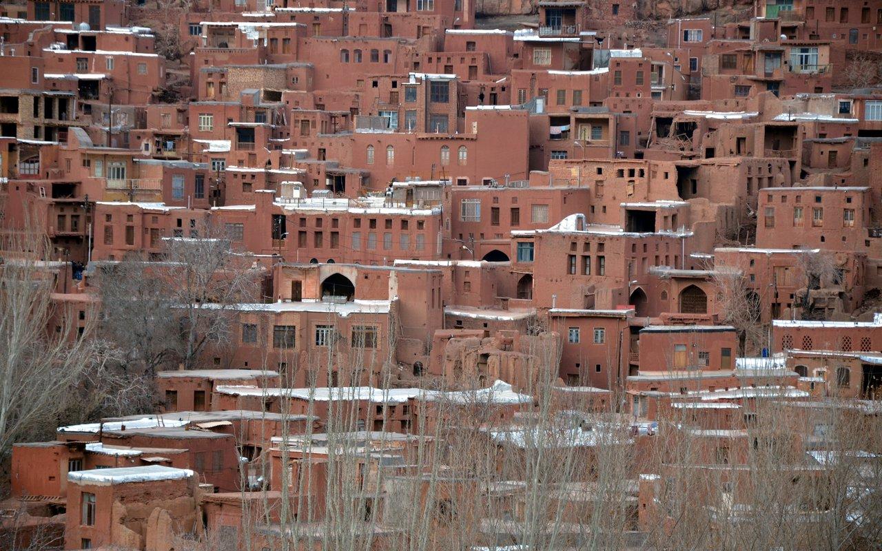 AWAYN IMAGE Hike in Abyaneh Village