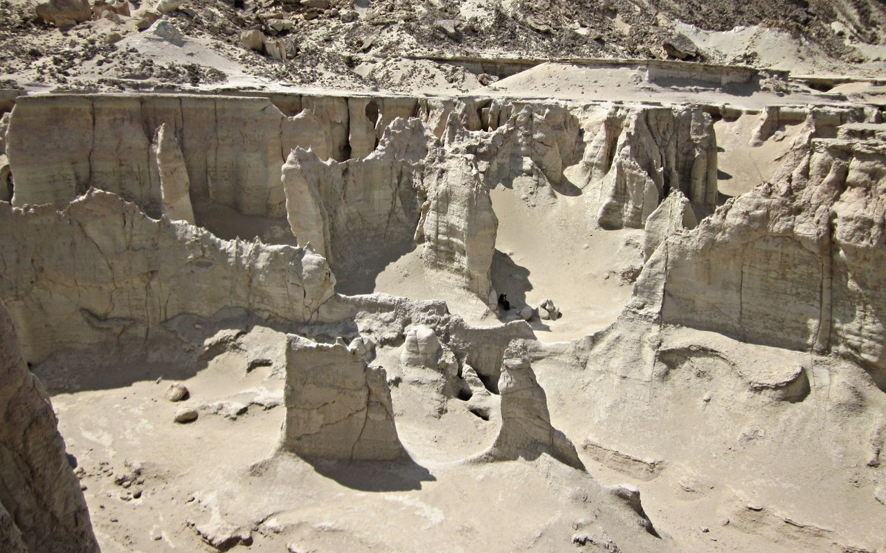 AWAYN IMAGE Setareh Oftadeh (Valley of Stars) Canyon in Qeshm