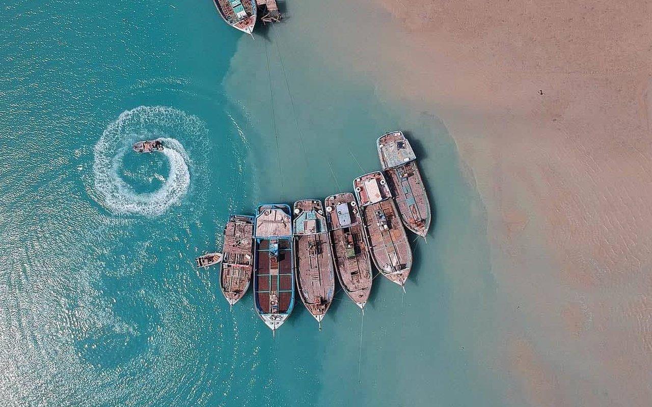 AWAYN IMAGE Port of Beris, Chabahar