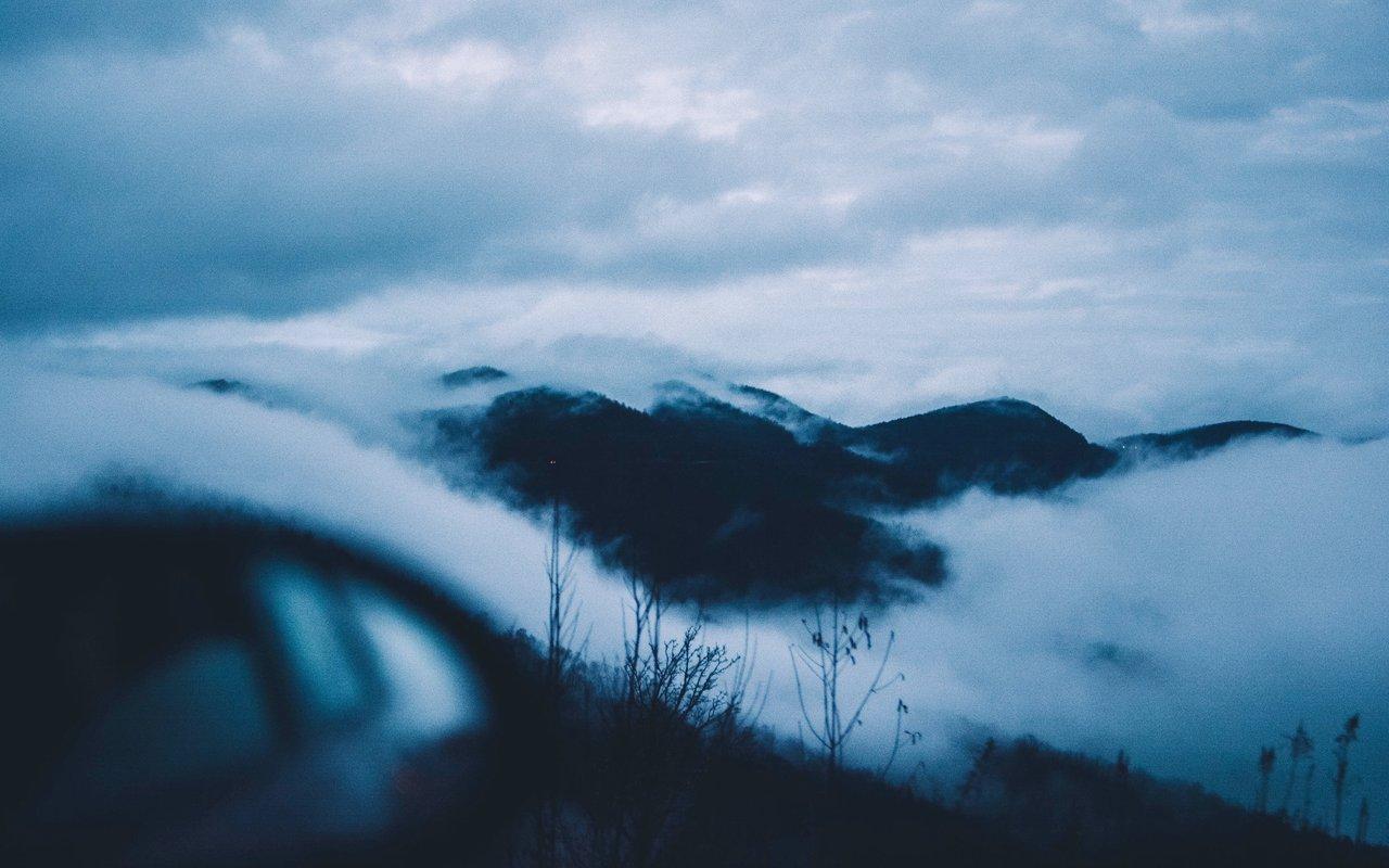 AWAYN IMAGE Blue Ridge Parkway Ride