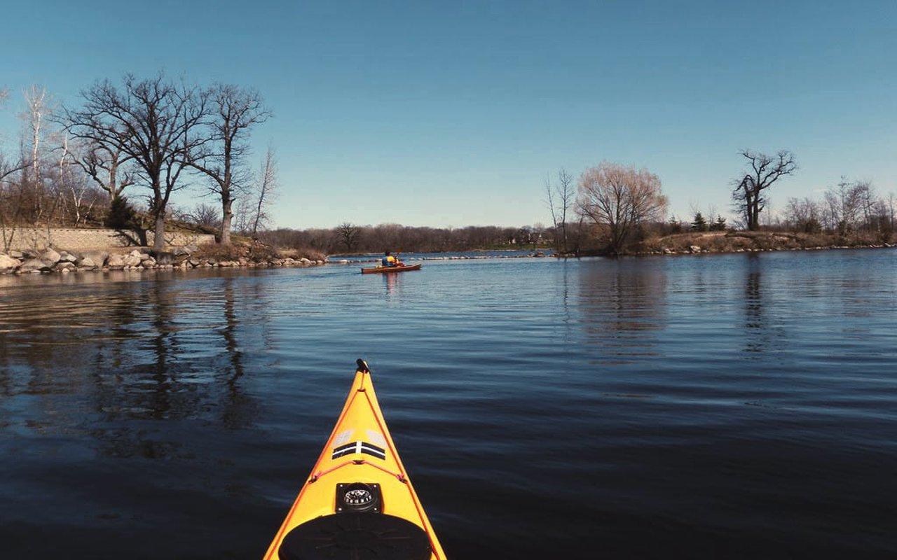 AWAYN IMAGE Lake O'Dowd Fishing