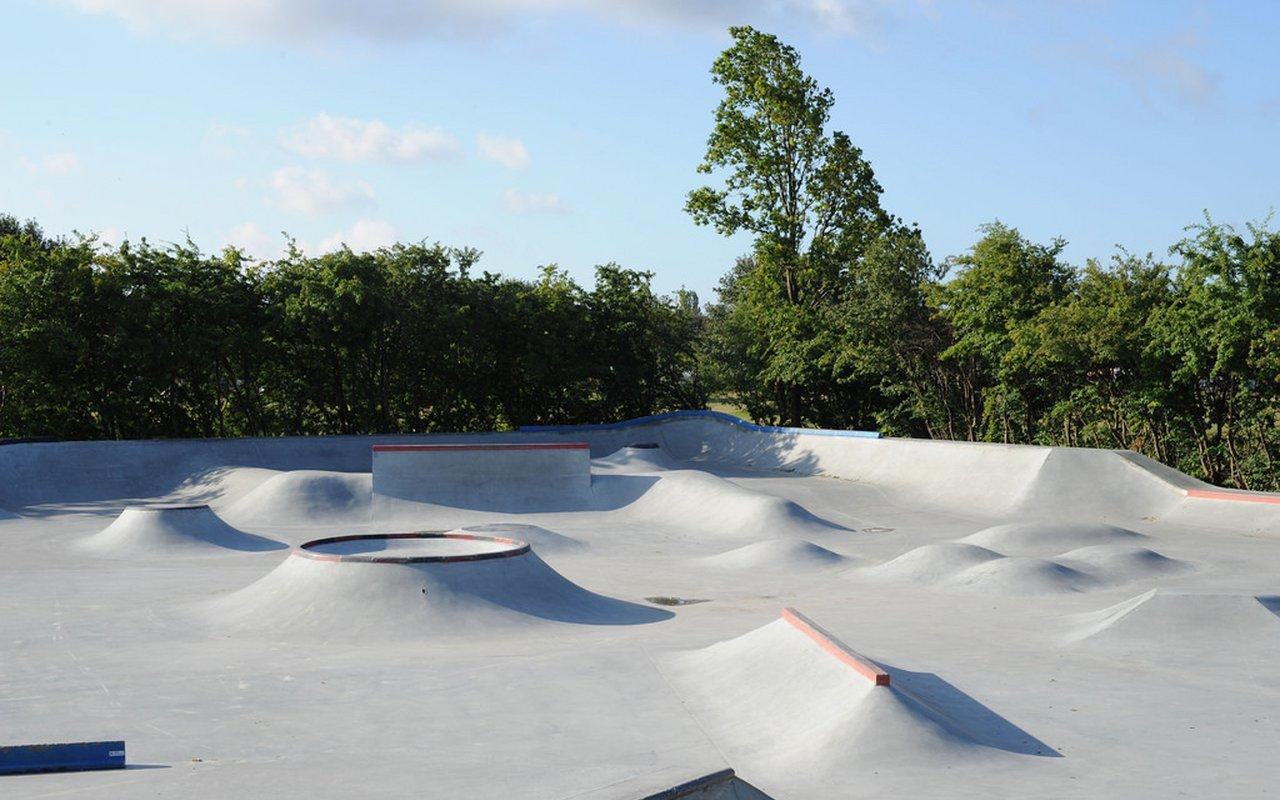 AWAYN IMAGE Sibbarp Skate & Activity Park