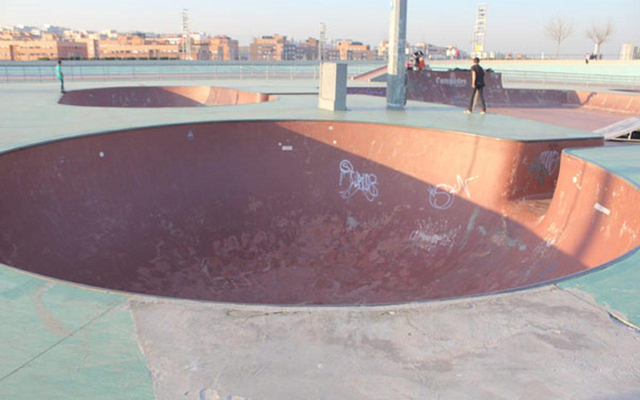 AWAYN IMAGE Nepal Skatepark