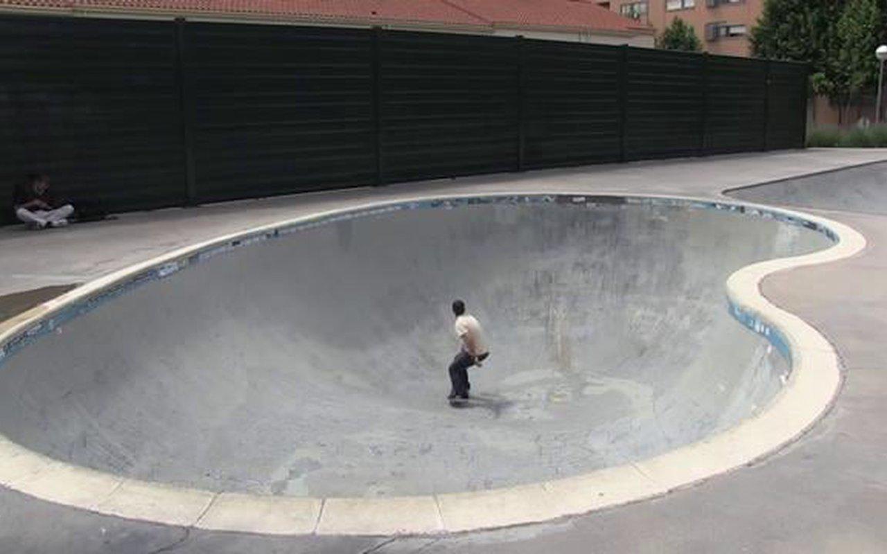 AWAYN IMAGE Skatepark De Mostoles