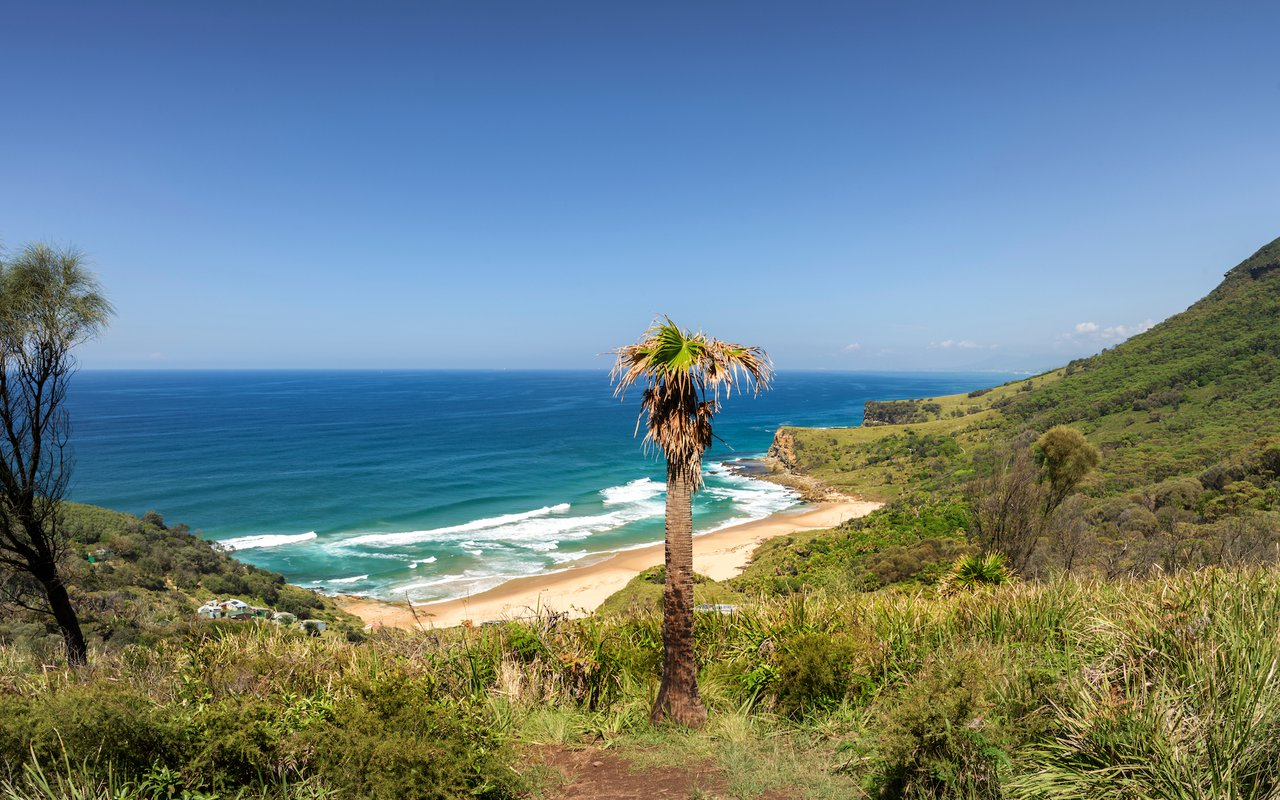 AWAYN IMAGE Hike to Royal National Park Sydney