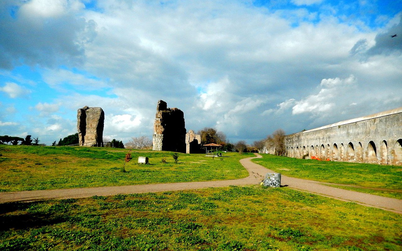 AWAYN IMAGE Parco Di Tor Fiscale