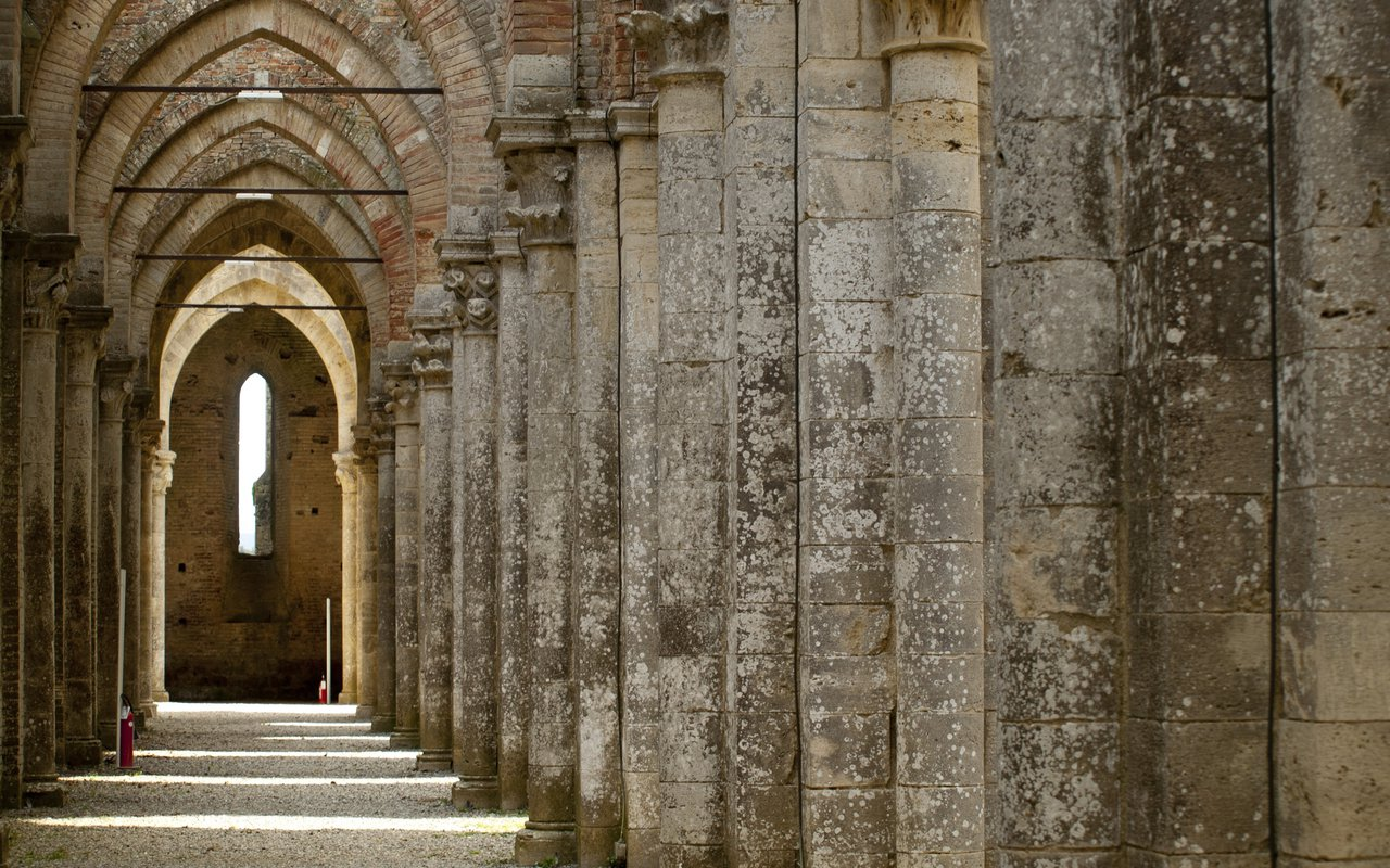 AWAYN IMAGE Abbey of San Galgano