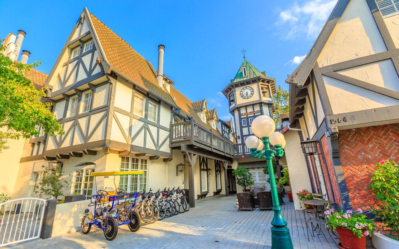 AWAYN IMAGE Visit Denmark in America Solvang