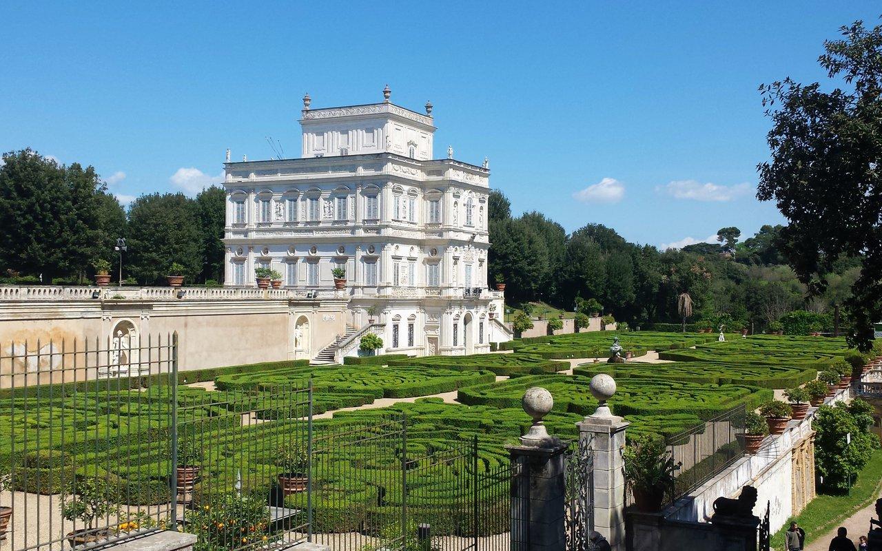 AWAYN IMAGE Villa Doria Pamphili Park