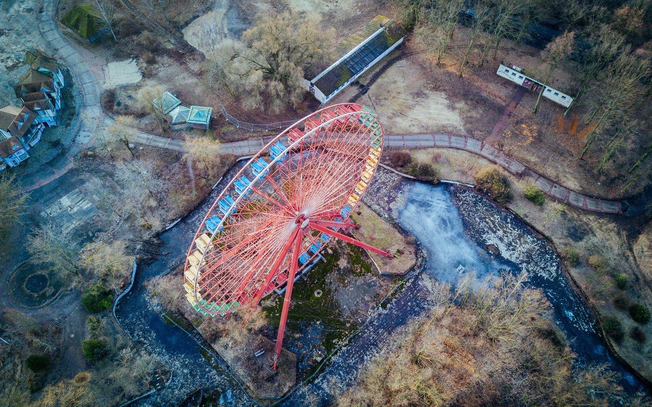 AWAYN IMAGE Visit Berlin's iconic abandoned amusement park Spreepark