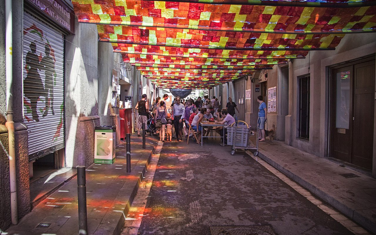 AWAYN IMAGE Festes de Gràcia