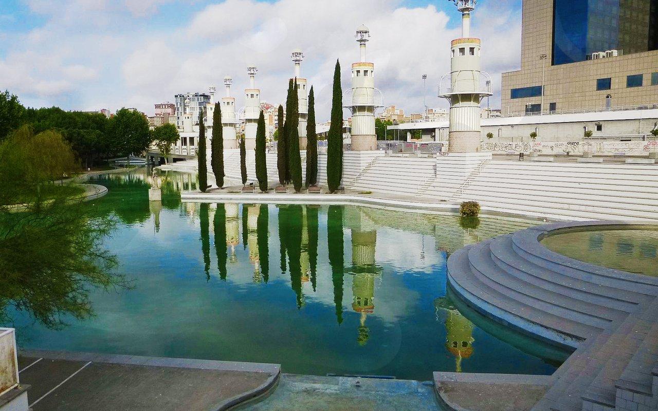 AWAYN IMAGE parc de l'espanya industrial