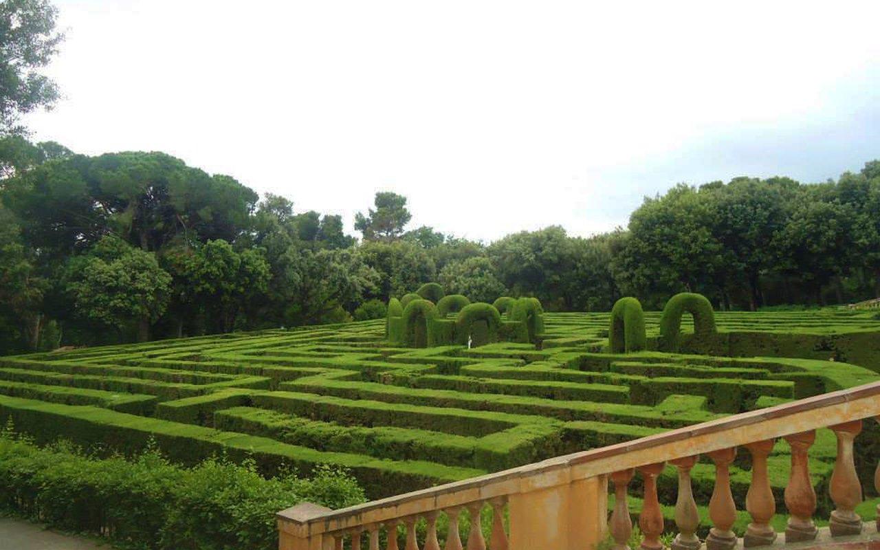 AWAYN IMAGE Parc del Laberint d'Horta