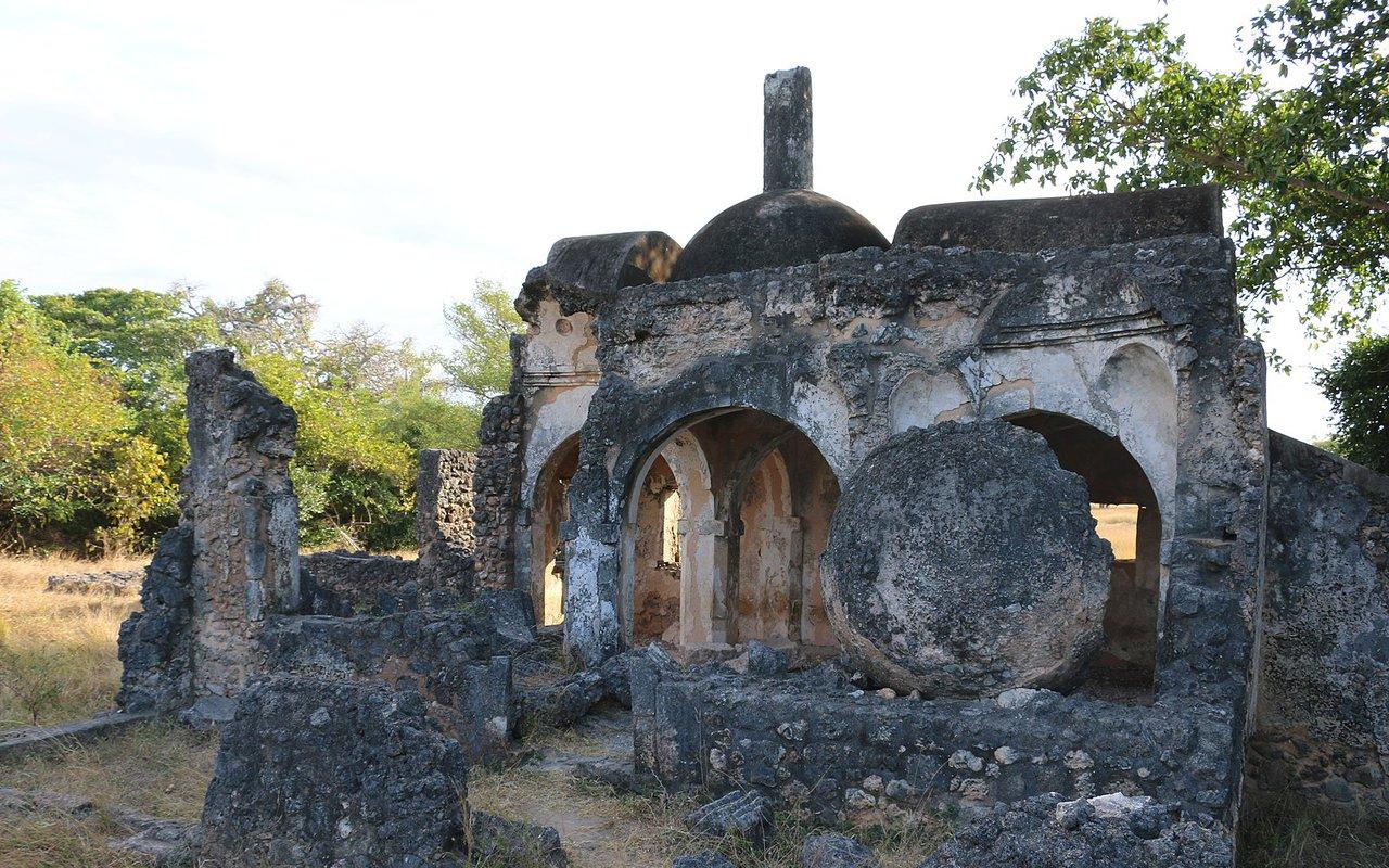AWAYN IMAGE Kilwa Kisiwani Ruins