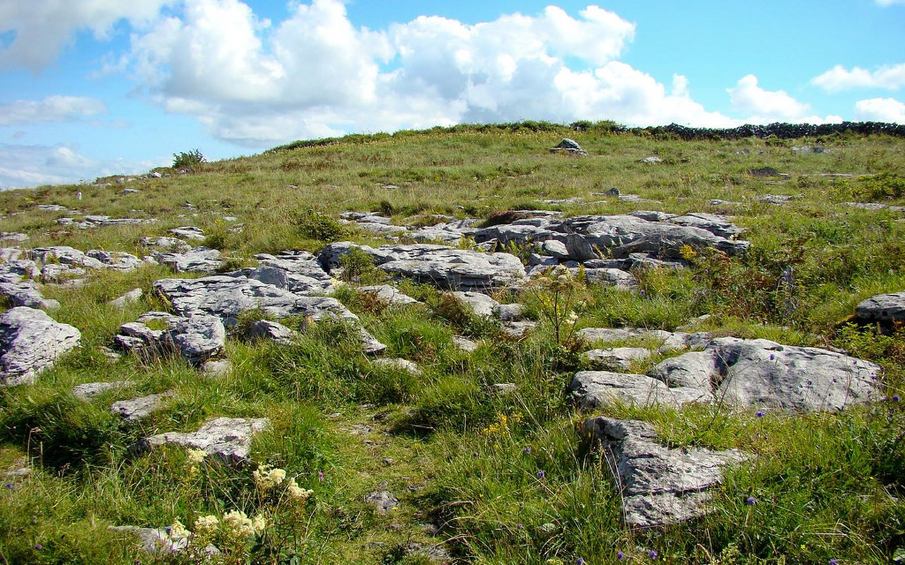 AWAYN IMAGE Mystical and other worldly - The Burren