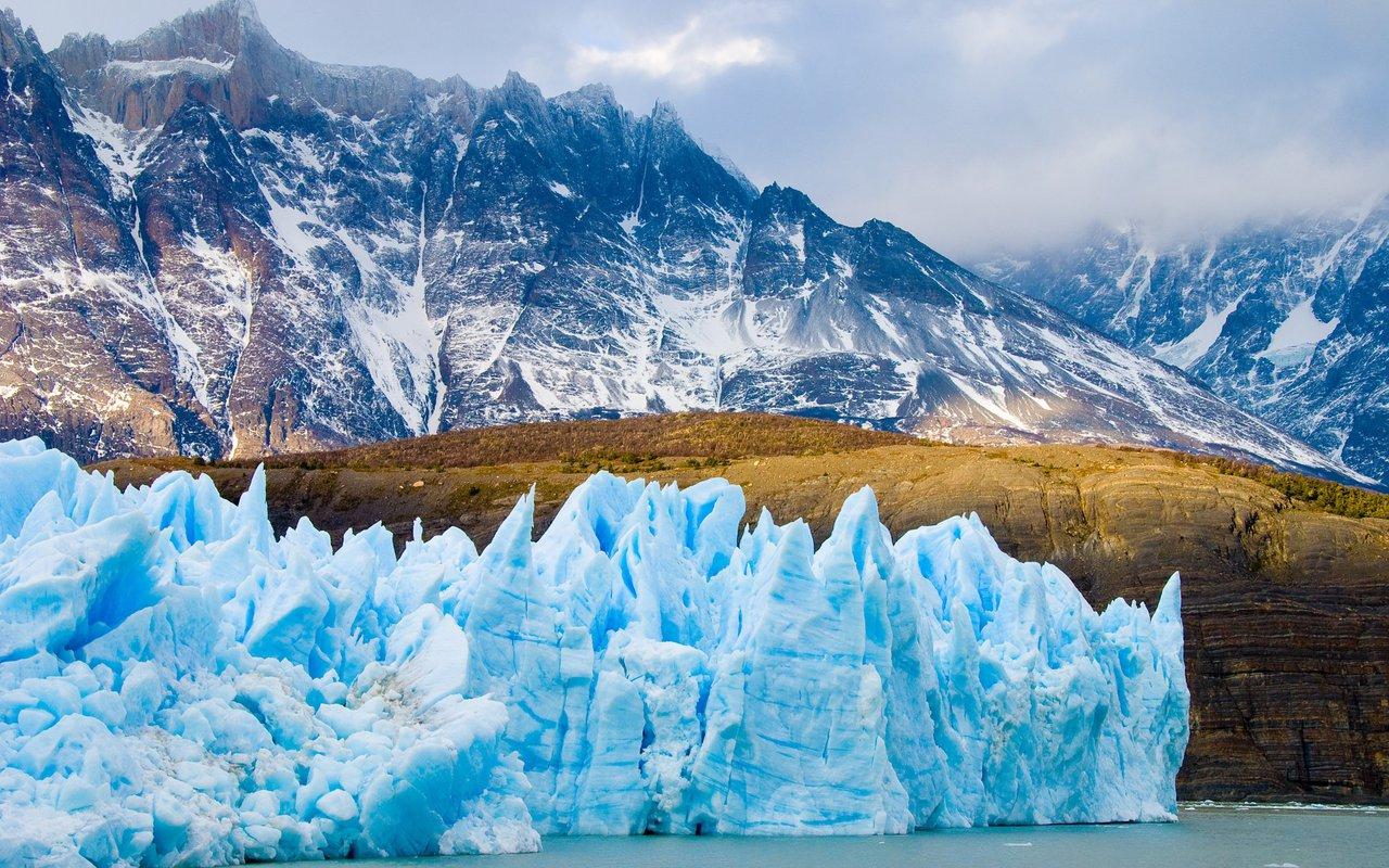 AWAYN IMAGE Trekking trip to Perito Moreno Glacier