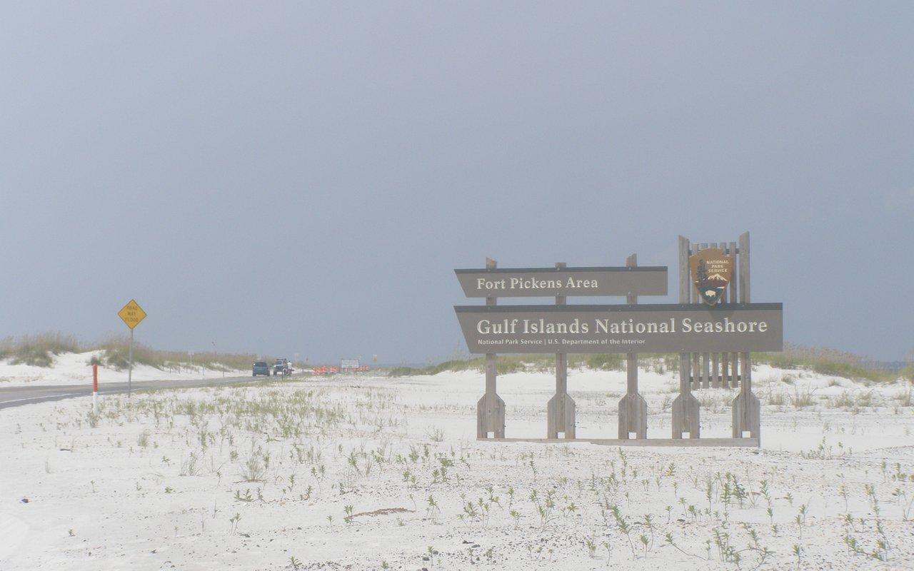 AWAYN IMAGE Visit Gulf Islands National Seashore