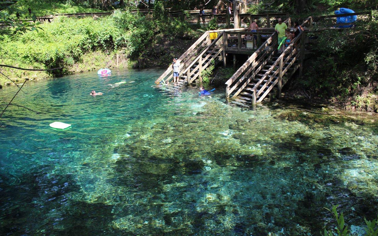 AWAYN IMAGE Swim in Madison Blue Springs