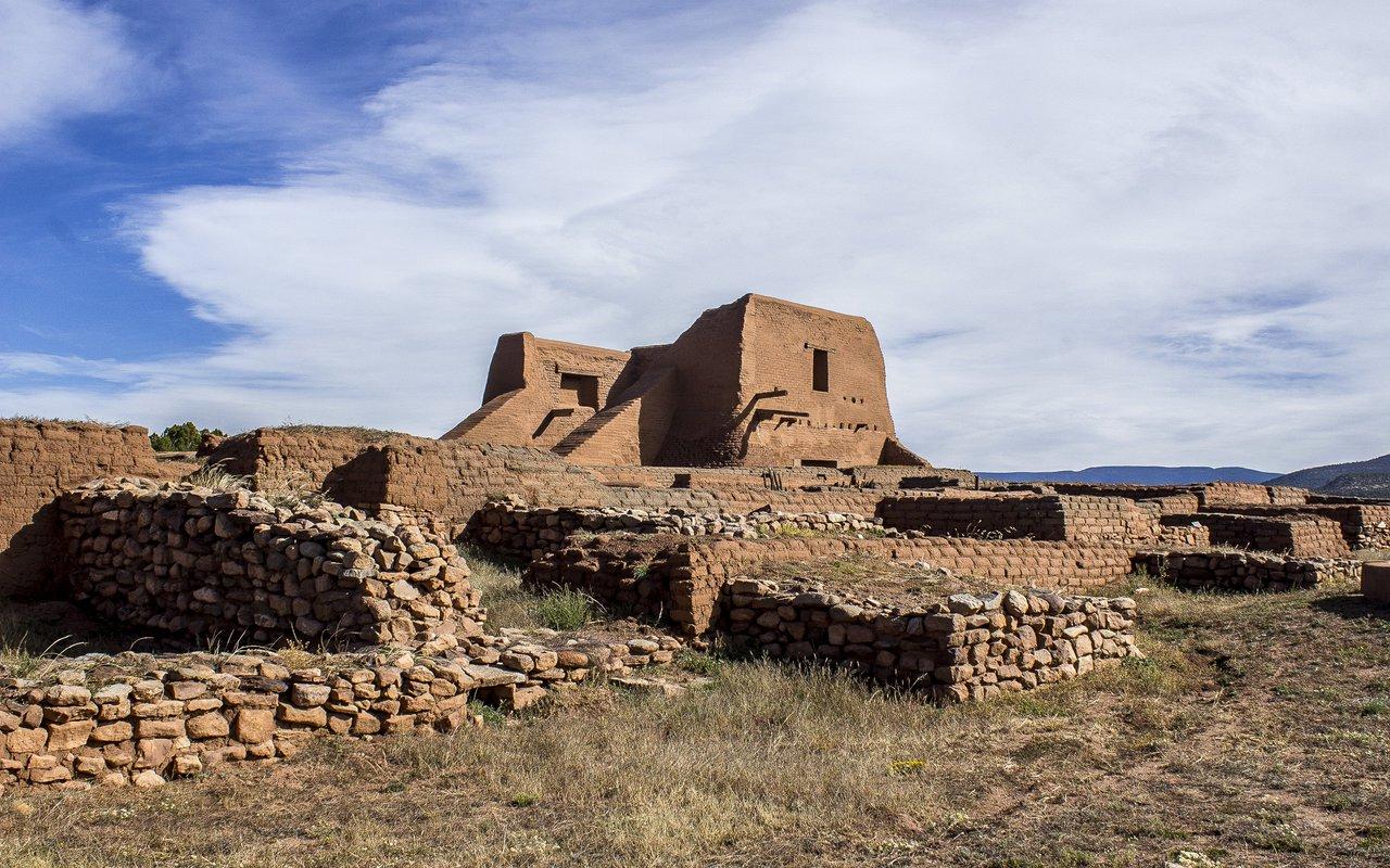AWAYN IMAGE Visit Pecos National Historical Park