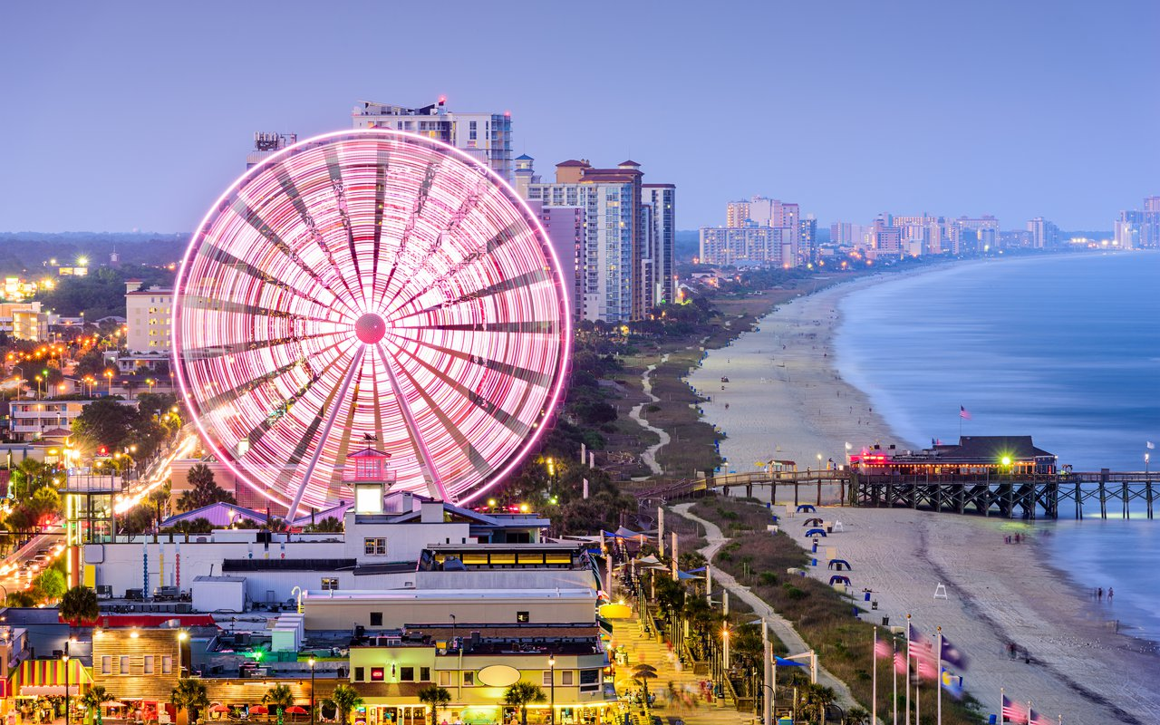 AWAYN IMAGE Relish the Seaside Beauty of Myrtle Beach