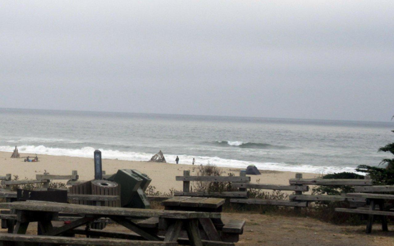 AWAYN IMAGE San Gregorio State Beach