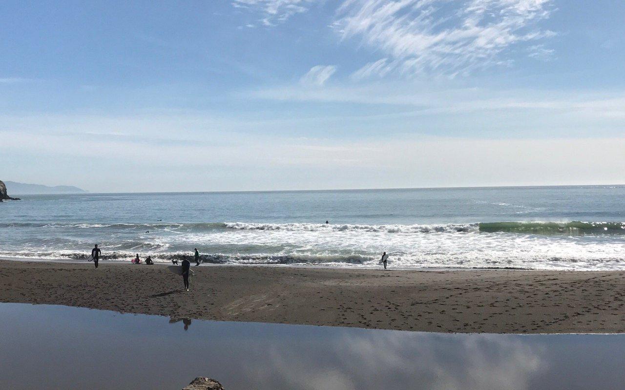 AWAYN IMAGE Surf in Rodeo Beach