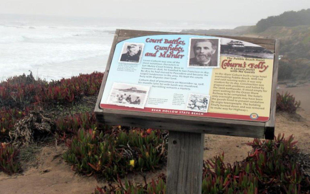 AWAYN IMAGE Arroyo De Los Frijoles Beach