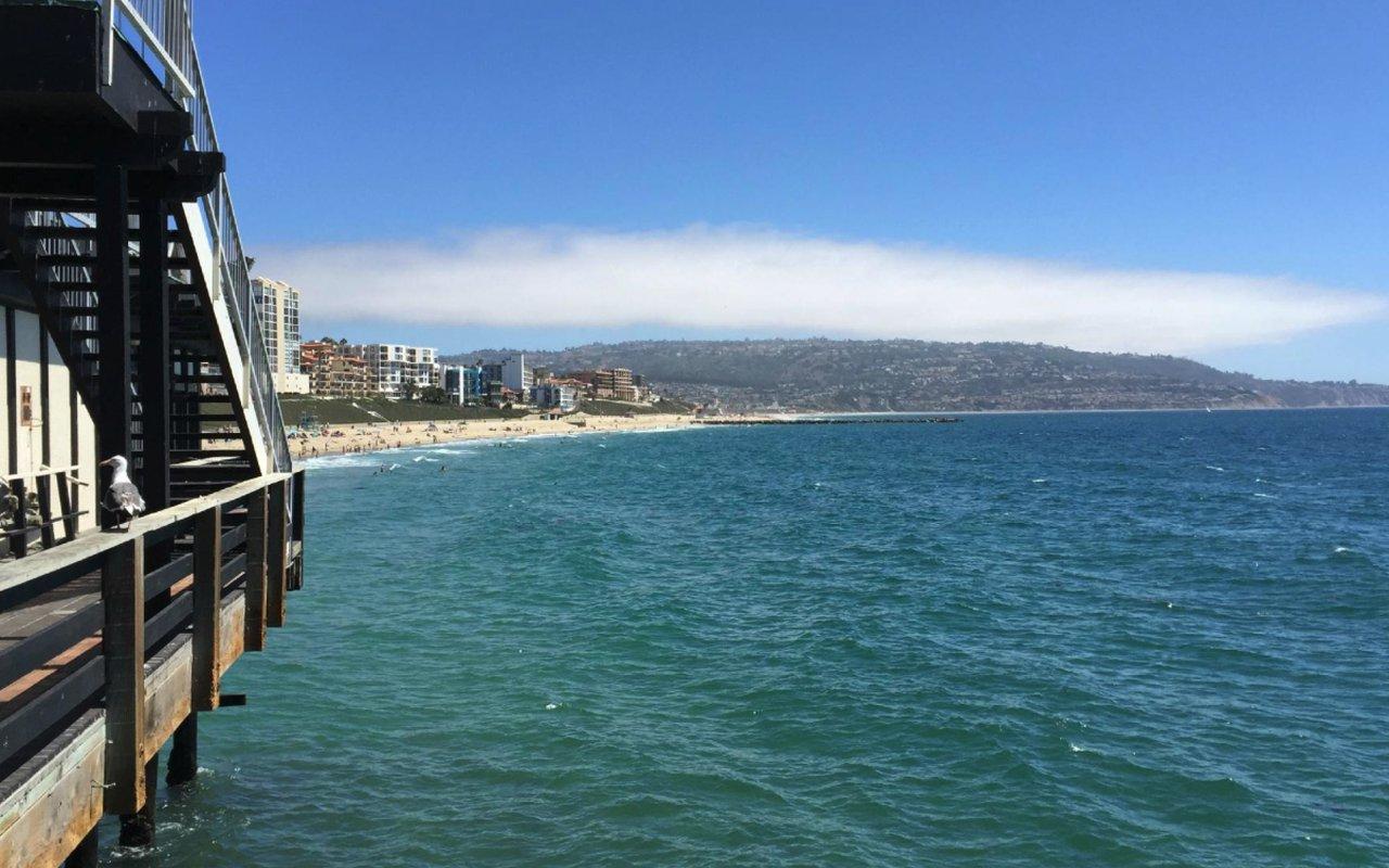 AWAYN IMAGE Redondo Beach Pier