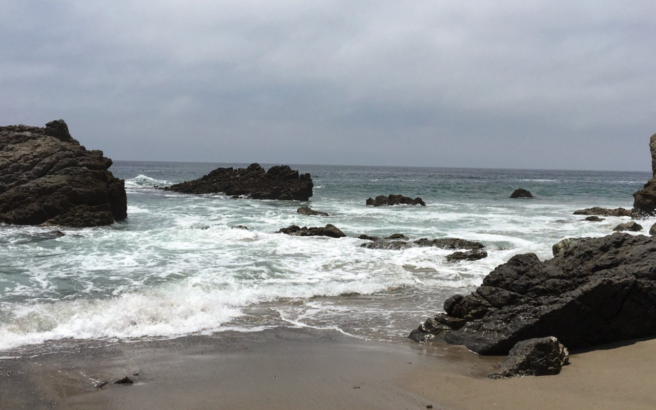 AWAYN IMAGE Leo Carrillo State Beach