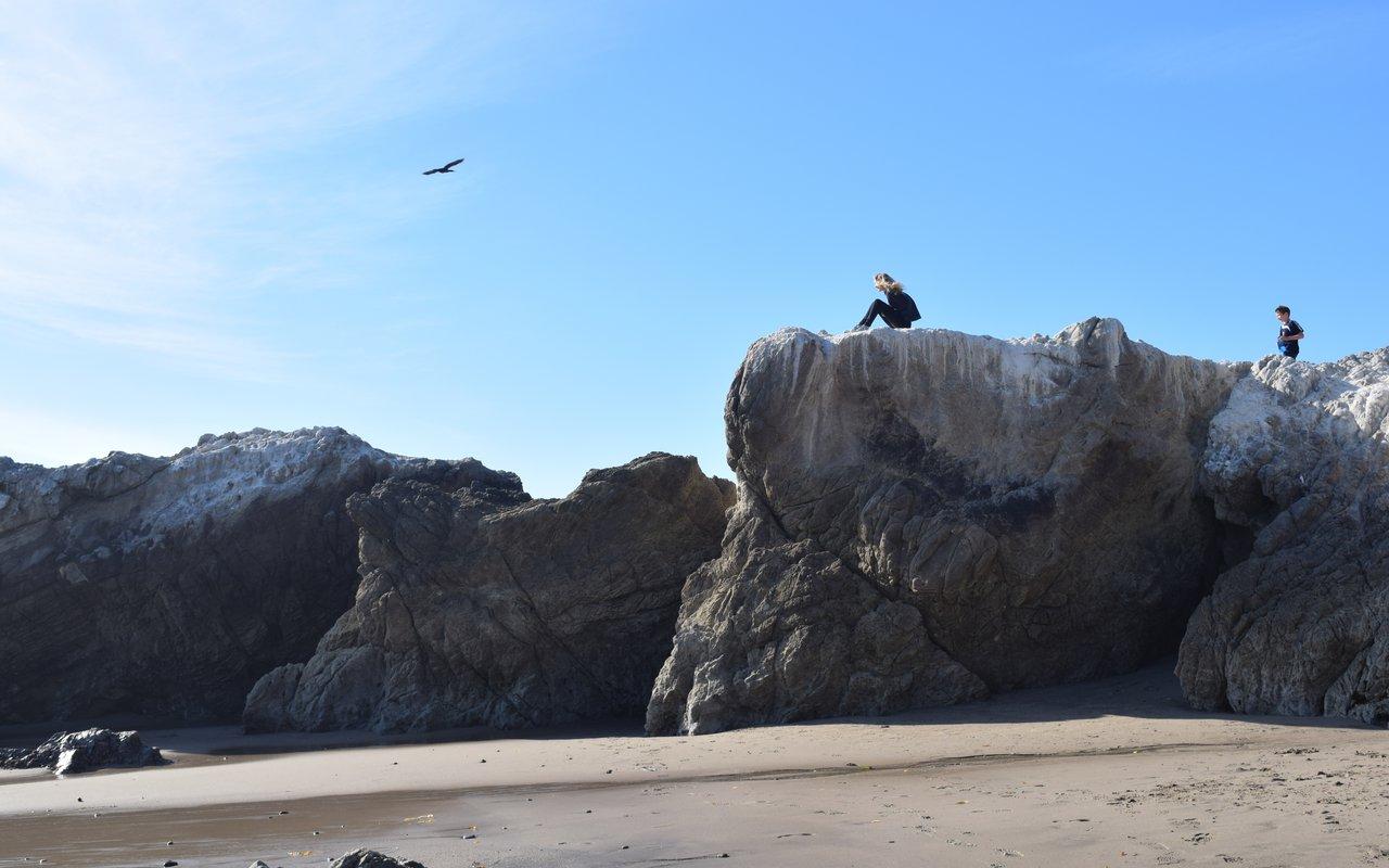 AWAYN IMAGE Leo Carrillo State Beach