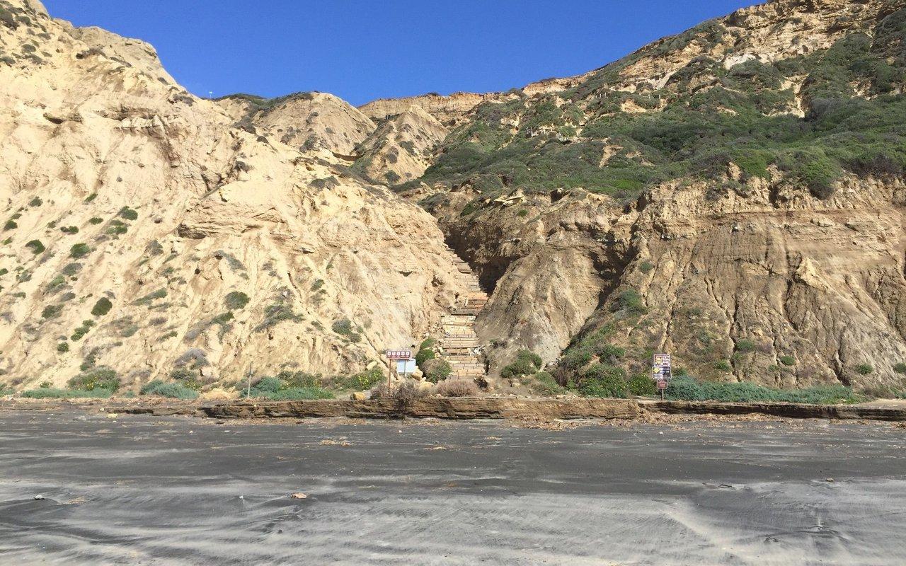 AWAYN IMAGE Gliderport to Black's Beach