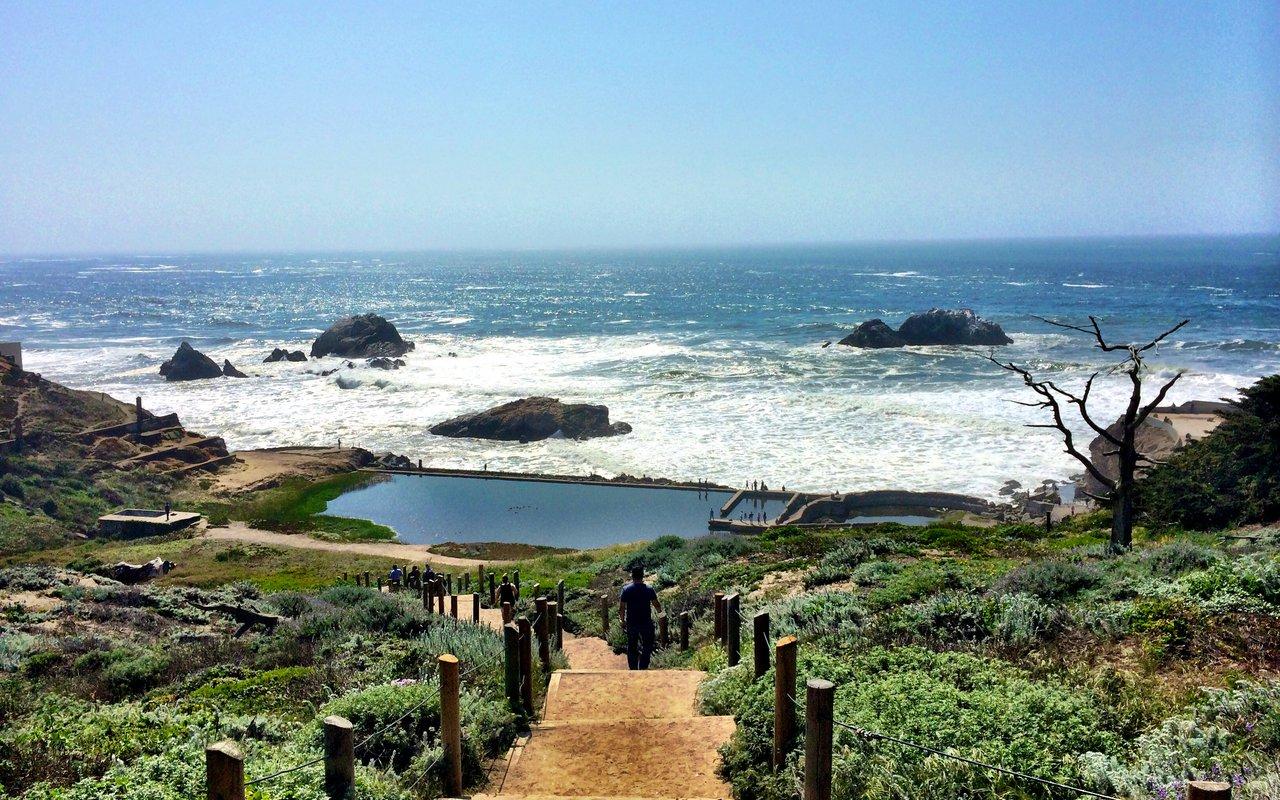 AWAYN IMAGE 1,000 Steps Beach