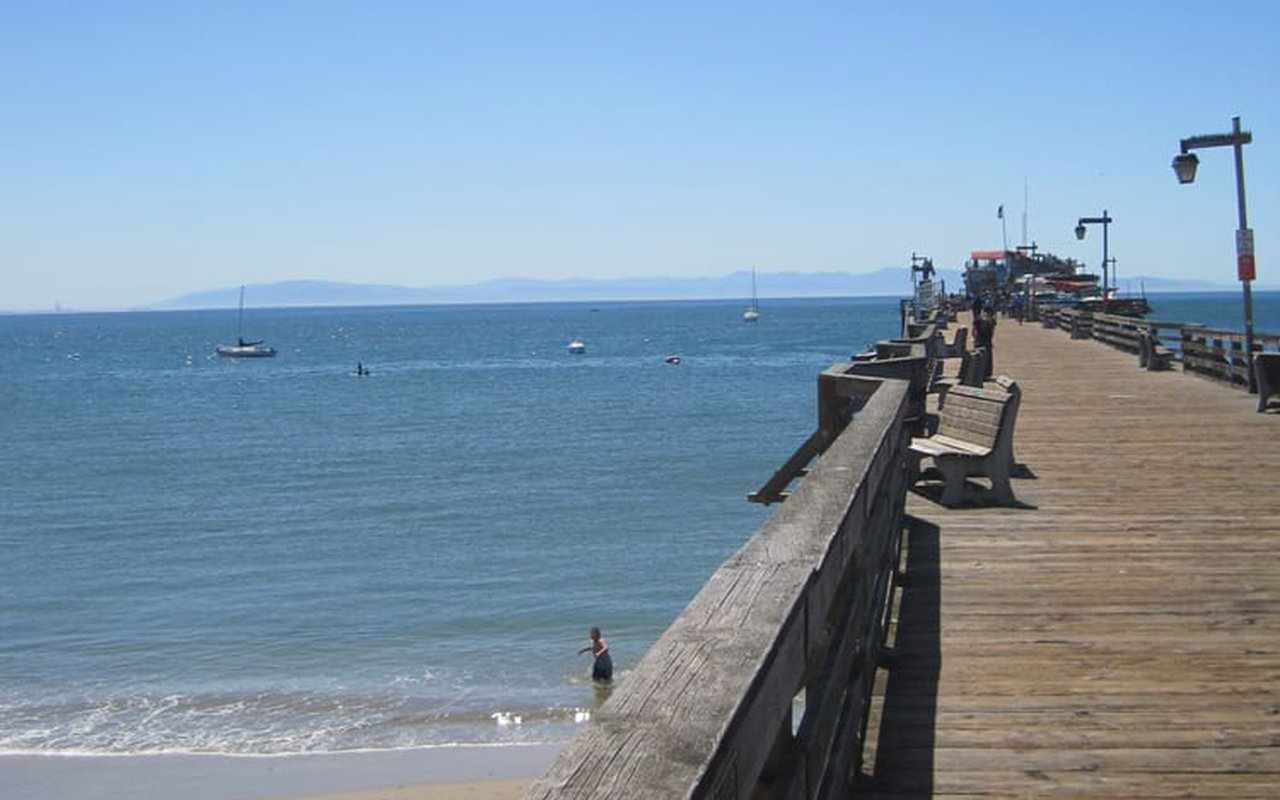 AWAYN IMAGE Capitola City Beach