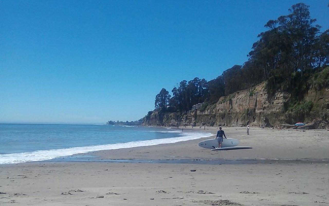 AWAYN IMAGE New Brighton State Beach Surf