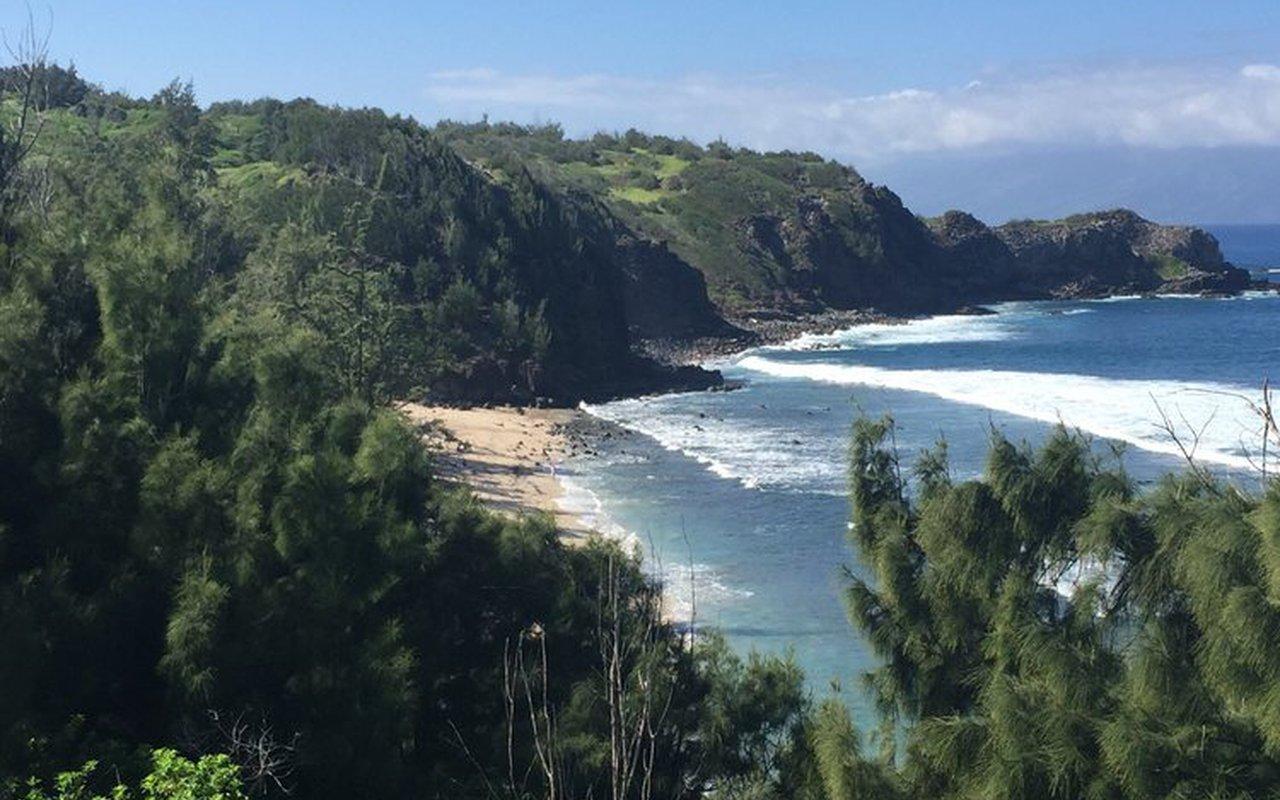 AWAYN IMAGE Honolua Bay, Maui, Hawaii Surf