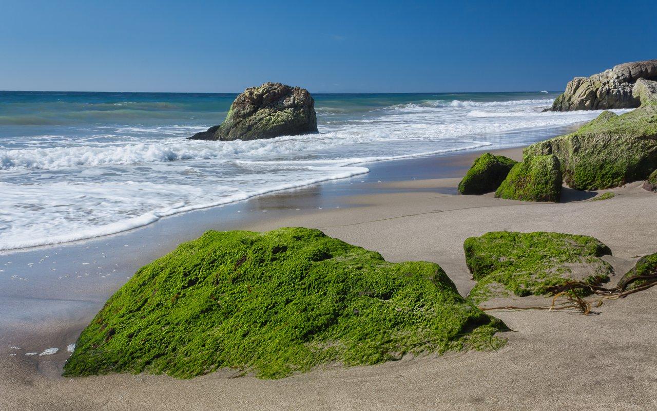AWAYN IMAGE Leo Carillo Beach