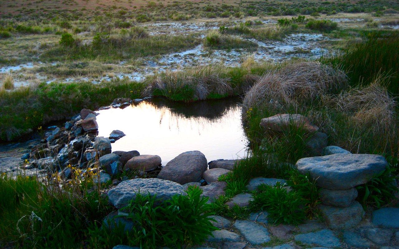 AWAYN IMAGE Meadow Hot Springs Utah