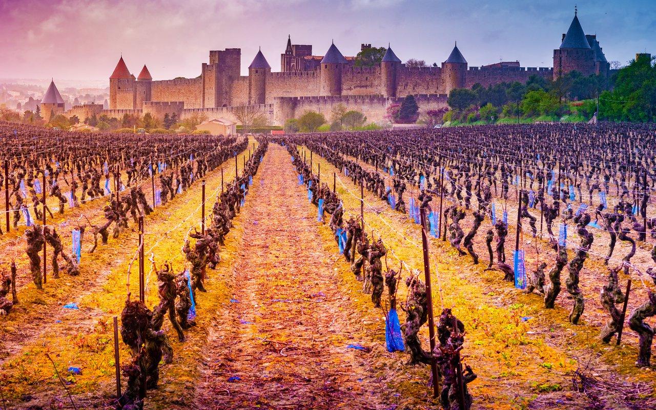 AWAYN IMAGE Visit the breathtaking Cite de Carcassonne