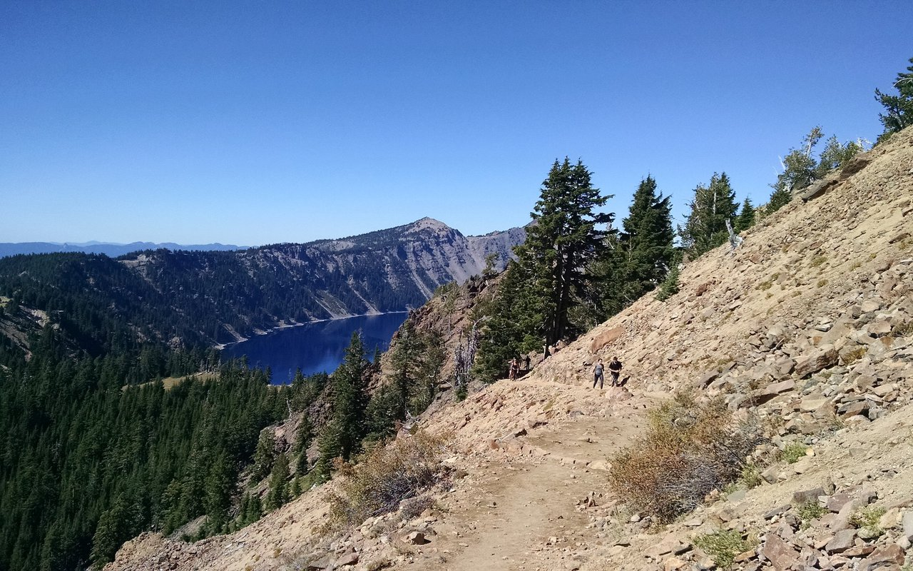 AWAYN IMAGE Crater Lake National Park