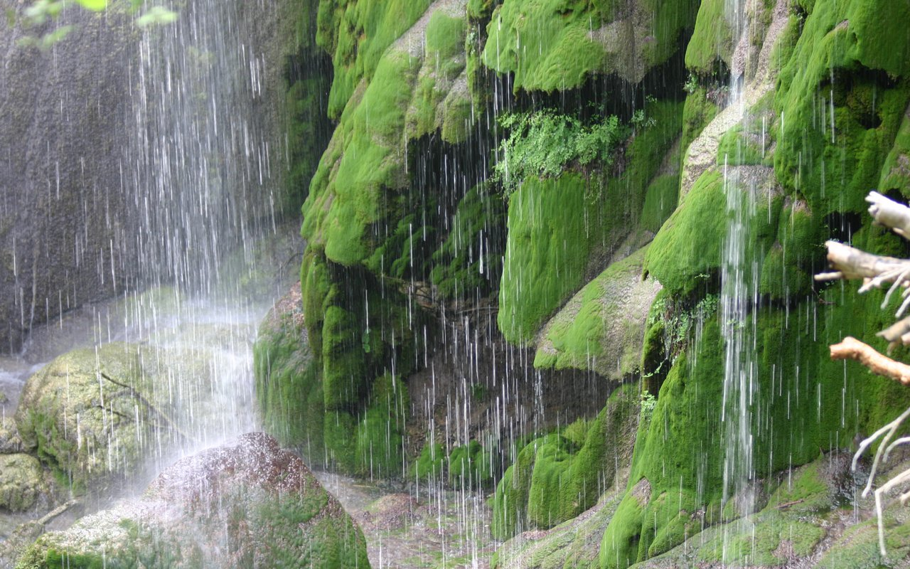AWAYN IMAGE Gorman Falls