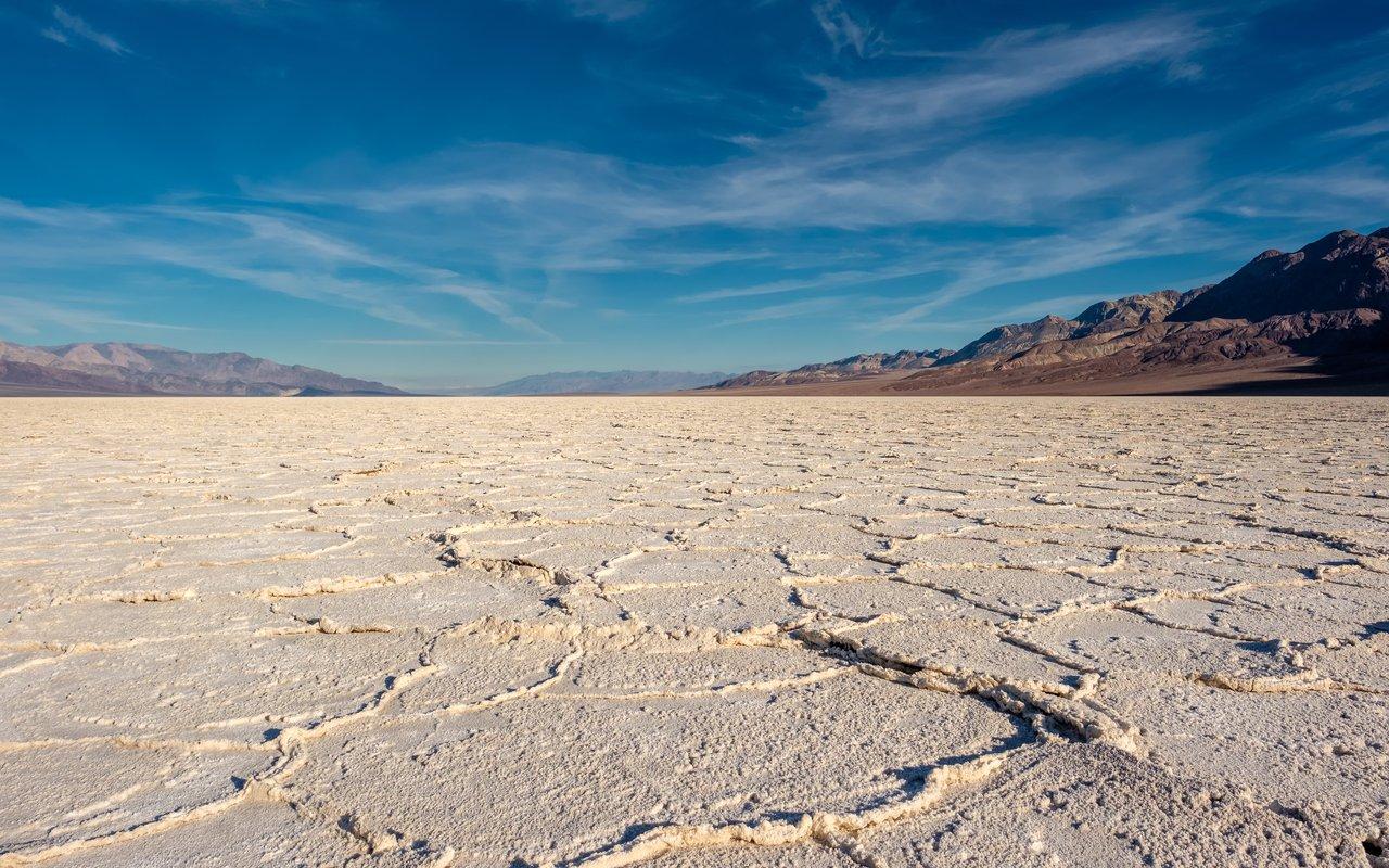 AWAYN IMAGE Take an epic picture at Badwater Basin
