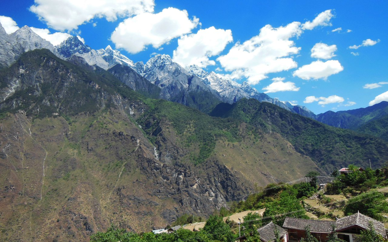 AWAYN IMAGE Tiger Leaping Gorge