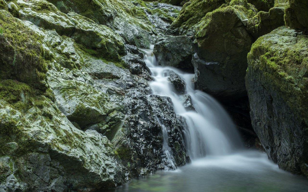 AWAYN IMAGE Cataract Falls Trail