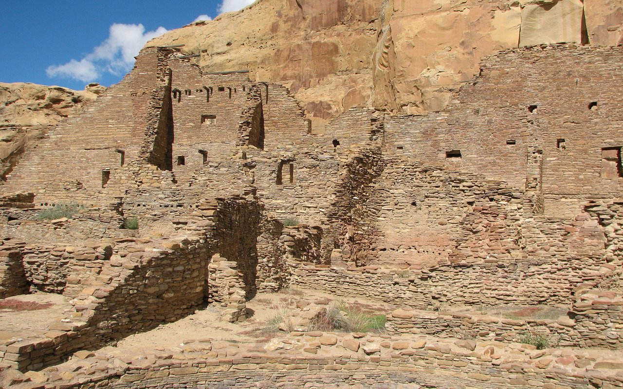 AWAYN IMAGE Chaco Culture National Historical Park