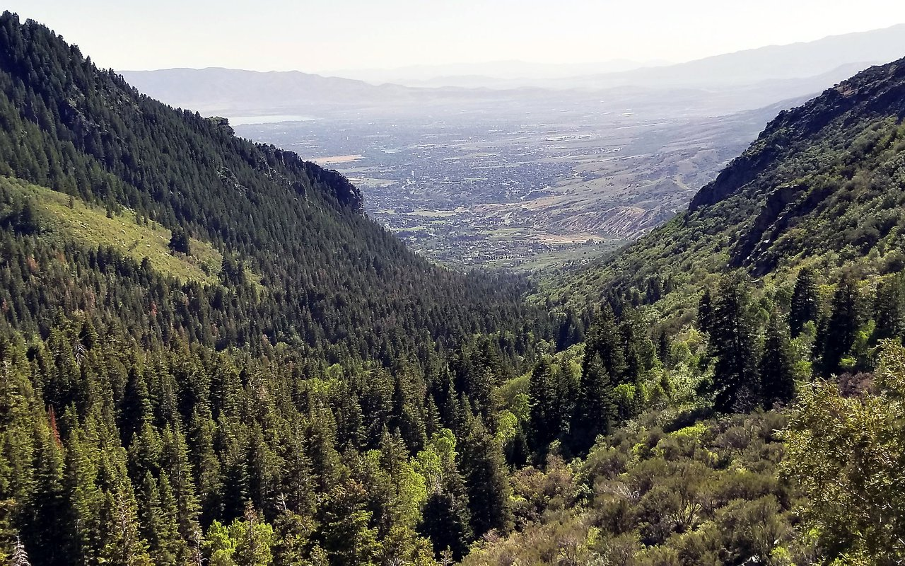 AWAYN IMAGE Horsetail Falls Trail
