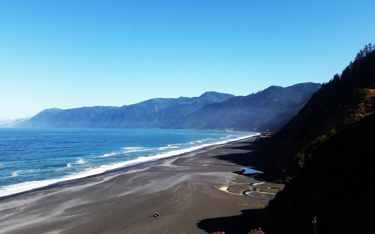 AWAYN IMAGE Camp and Hike in Lost Coast