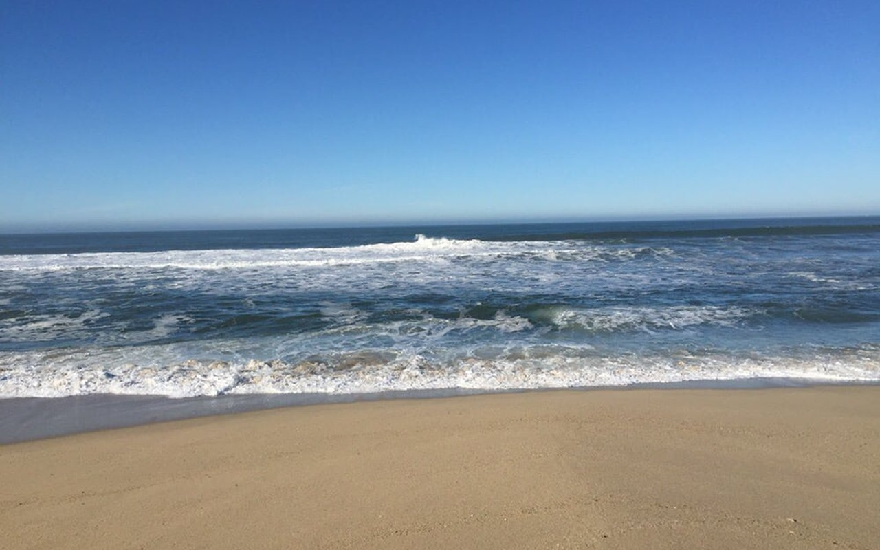 AWAYN IMAGE Half Moon Bay - Francis Beach Campground