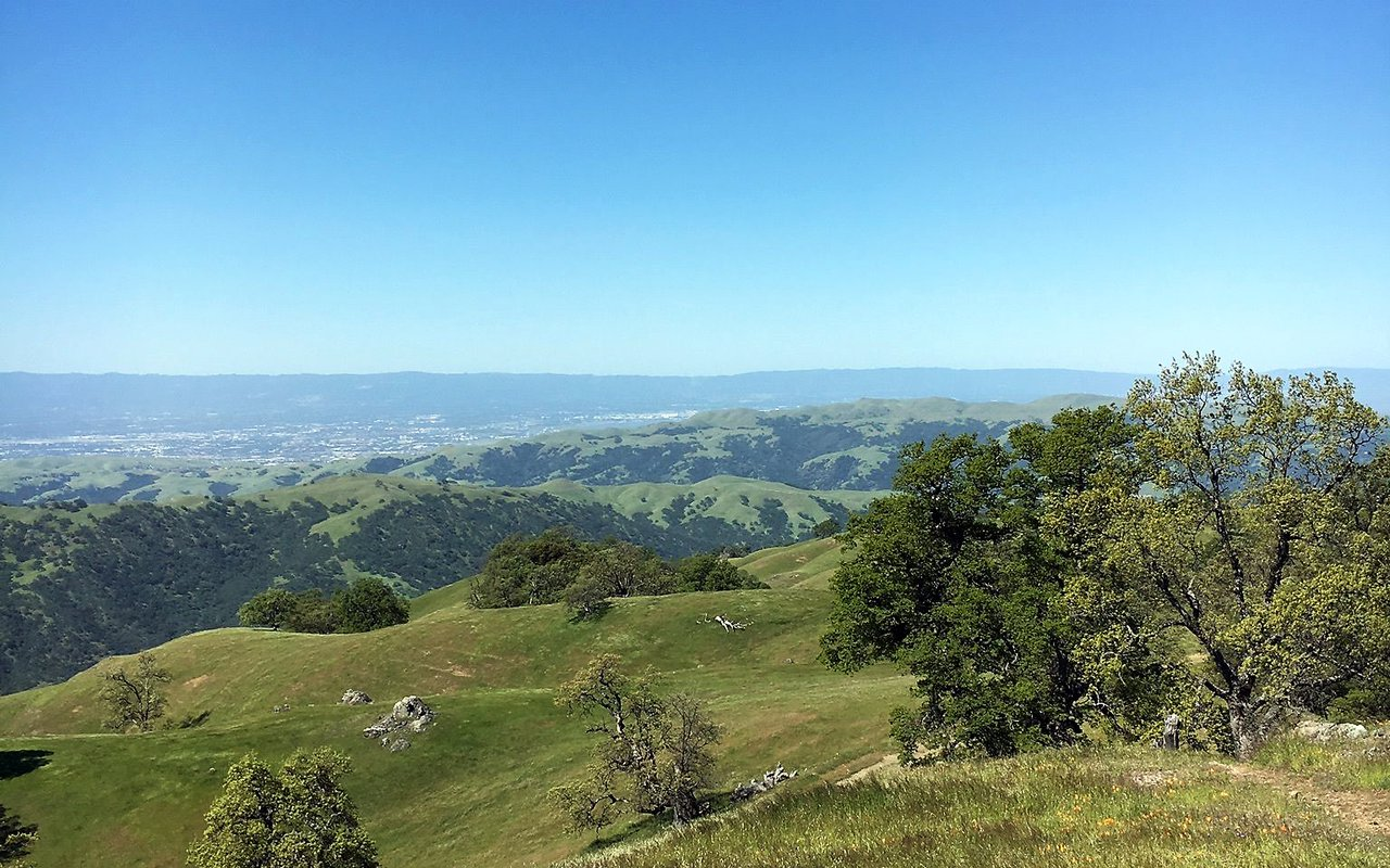 AWAYN IMAGE Hike in Ohlone Wilderness Trail