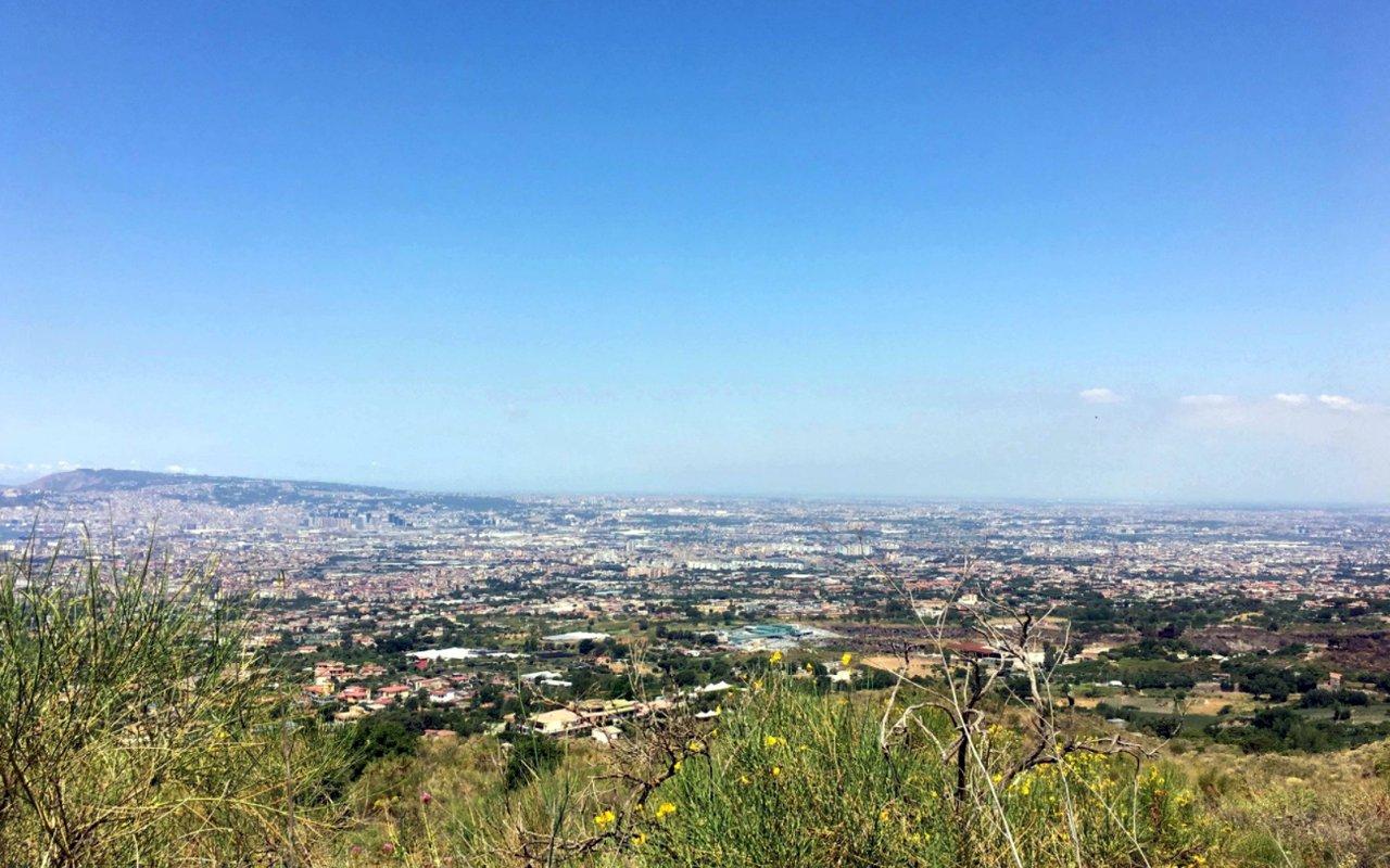 AWAYN IMAGE Parco Nazionale del Vesuvio
