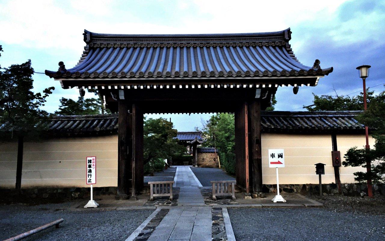 AWAYN IMAGE Walking around the magnetic Arashiyama